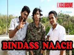 In conversation with Shantanu Maheshwri, Macedon D'mello and Nimit for Bindass Naach