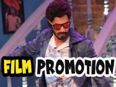 ABCD 2 cast on Comedy Nights With Kapil