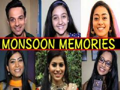 Celebs' Monsoon memories