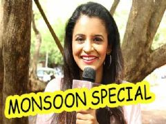 Perneet Chauhan speaks about her love for monsoons