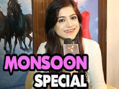 Rishika Mihani's love for monsoons