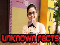 Trishika Tripathi shares her 11 not known facts