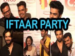 TV celebs enjoy the Iftaar Party