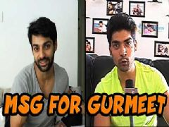 Karan Wahi's message for Gurmeet Choudhary