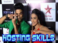 Gauhar Khan and Raghav Juyal show off their hosting skills on Dance Plus