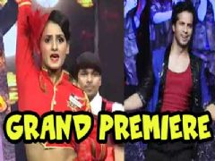 Shakti Mohan & Raghav Juyal's preparations for Grand Premiere of Dance Plus
