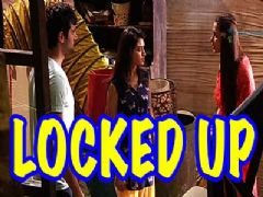 Radhika & Arjun gets locked up in a room