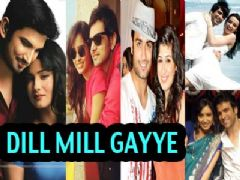 Dill Mill Gayye on the set
