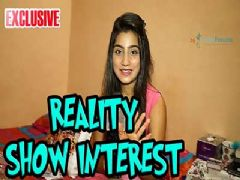 Here is Neha Marda speaking about Reality Shows!