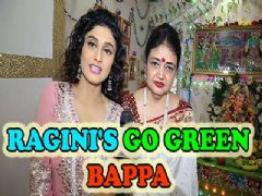 Ragini Khanna talks about her special preparations for her Go Green Bappa!