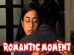 Sher and Shraddha's romantic moment