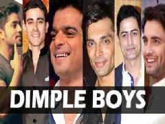 Dimple boys of television!