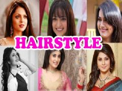 TV actresses flaunting their unique hairstyles!