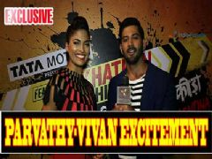 Parvathy Omanakuttan and Vivan Bathena talks about their excitement for Khatron Ke Khiladi