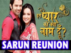 Sanaya Irani and Barun Sobti makes a comeback as Arnav and Khushi!