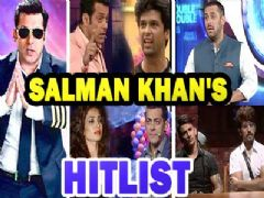 Bigg Boss contestants on Salman Khan's hitlist