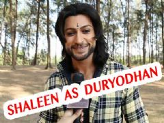 Playing the character of Duryodhan is difficult : Shaleen Bhanot