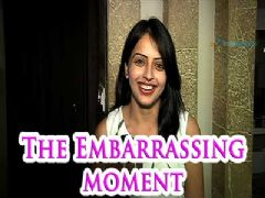 Shrenu Parikh's embarrassing moment