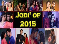#BestOf2015 : Top 10 Jodi' of the year