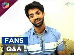 Karan Wahi comments about Karishma Kotak
