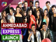 From the launch party of Ahmedabad Express Part - 2