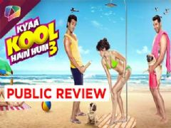 Public Review of Kya Kool Hai Hum 3