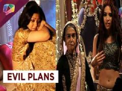 Badi Rajmata's evil plans against Gayatri