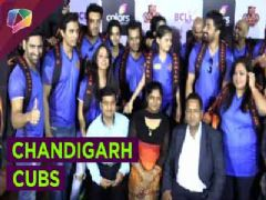 Chandigarh Cubs' practice sessions
