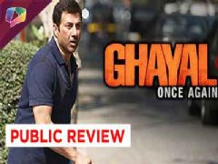 Public Review of Ghayal Once Again