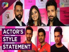 Telly town actors and their style statements