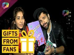 Rithvik Dhanjani and Asha Negi's gift segment - Part 02