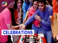 Kumkum Bhagya team celebrates 500 episodes
