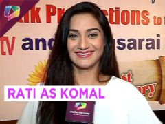Rati Pandey on her Midway entry in Begusarai and more...