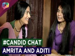 Amrita Rao and Aditi Vasudev's 'Charcha' over 'Chai'