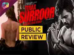 Public Review of Teraa Surroor