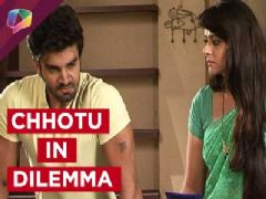 Chhotu in Dilemma over his marriage with Aarzoo