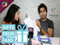 Harshad Chopda and Shivya Pathania's gift segment! - Part 04