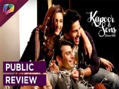 Public Review of Kapoor and Sons