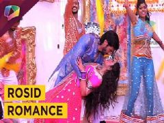Manish Raisinghan and Avika Gor romance for Holi special