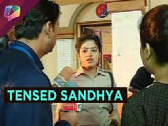Media left Sandhya tensed on Diya Aur Baati Hum