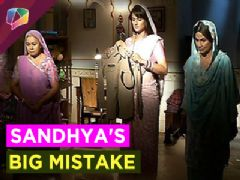 Sandhya regrets her big mistake on Diya Aur Baati Hum