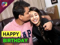 Vrinda Dawda celebrates her birthday with beau Bhavin Mehta