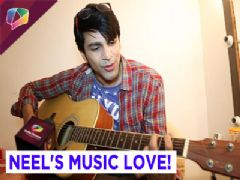 Neel Motwani shares his love for music and singing!