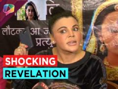 Rakhi Sawants shocking revelation on pratyusha s death
