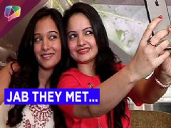 When Preetika Rao met her admirer Giaa Manek. Part-2