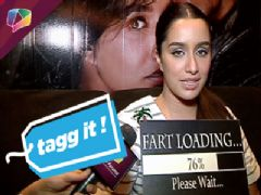 Shraddha Kapoor plays a fun segment with India Forums