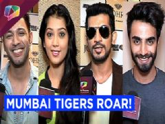 Mumbai Tigers Message for Ahmedabad Express.