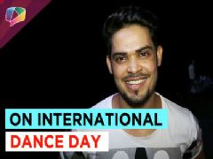 Kunwar Amar On International Dance Day...