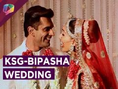 Leaked photos of Karan Singh Grover and Bipasha Basu wedding