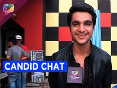 Candid chat with Ashwini Koul on the sets of Sadda Haq